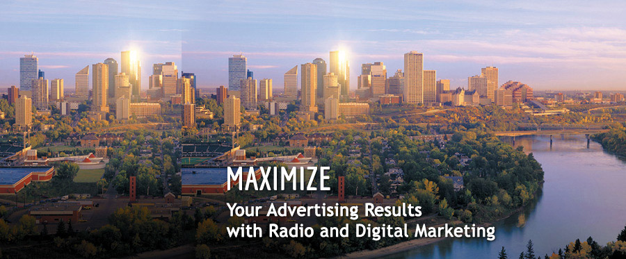 edmonton Radio Advertising